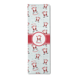 Santa Claus Runner Rug - 3.66'x8' (Personalized)