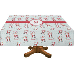 Santa Claus Tablecloth (Personalized)