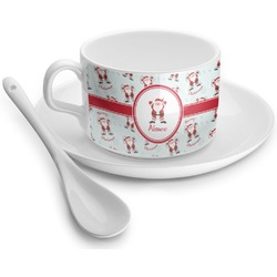 Santa Claus Tea Cup - Single (Personalized)