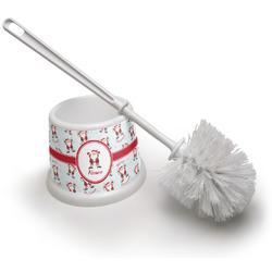 Santa Claus Toilet Brush (Personalized)