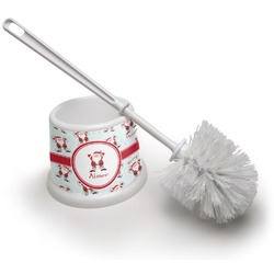 Santa Claus Toilet Brush (Personalized)