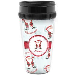 Santa Claus Travel Mug (Personalized)