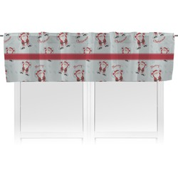 Santa Claus Valance (Personalized)