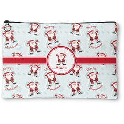 Santa Claus Zipper Pouch (Personalized)