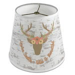 Floral Antler Empire Lamp Shade (Personalized)