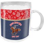 Western Ranch Acrylic Kids Mug (Personalized)