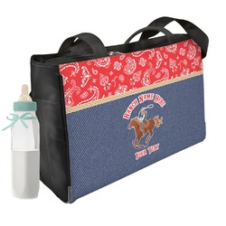 Western Ranch Diaper Bag (Personalized)