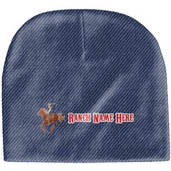 Western Ranch Baby Hat (Beanie) (Personalized)