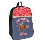 Western Ranch Kids Backpack (Personalized)