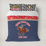 Western Ranch Duvet Covers (Personalized)