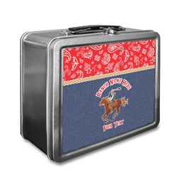 Western Ranch Lunch Box (Personalized)