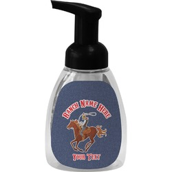 Western Ranch Foam Soap Dispenser (Personalized)