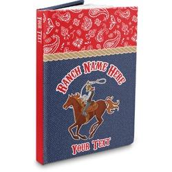 Western Ranch Hardbound Journal (Personalized)
