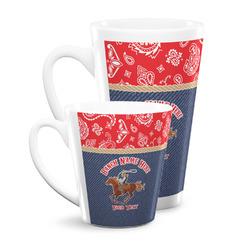 Western Ranch Latte Mug (Personalized)