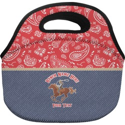 Western Ranch Lunch Bag (Personalized)