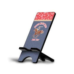 Western Ranch Phone Stand (Personalized)