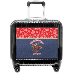 Western Ranch Pilot / Flight Suitcase (Personalized)
