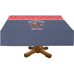 Western Ranch Tablecloth (Personalized)