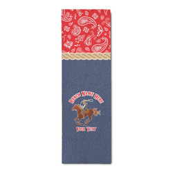 Western Ranch Runner Rug - 3.66'x8' (Personalized)