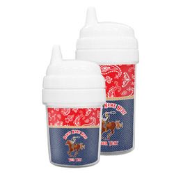 Western Ranch Sippy Cup (Personalized)