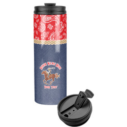Western Ranch Stainless Steel Tumbler (Personalized)
