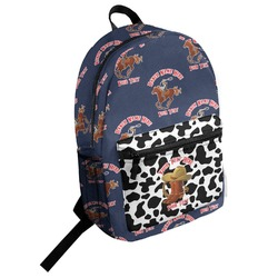 Western Ranch Student Backpack (Personalized)