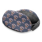 Western Ranch Travel Neck Pillow