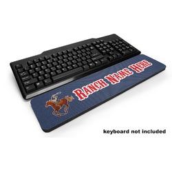 Western Ranch Keyboard Wrist Rest (Personalized)