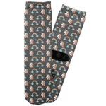 Unicorns Adult Crew Socks (Personalized)