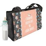 Unicorns Diaper Bag (Personalized)