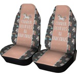 Unicorns Car Seat Covers (Set of Two) (Personalized)