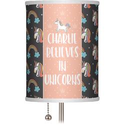 "Unicorns 7"" Drum Lamp Shade (Personalized)"
