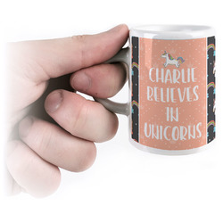 Unicorns Espresso Cups (Personalized)