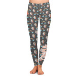 Unicorns Ladies Leggings (Personalized)