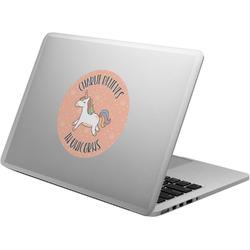 Unicorns Laptop Decal (Personalized)
