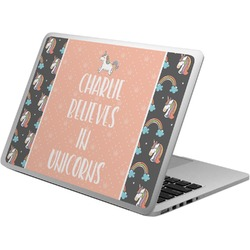 Unicorns Laptop Skin - Custom Sized (Personalized)