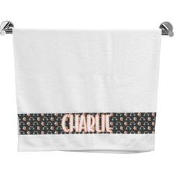 Unicorns Bath Towel (Personalized)