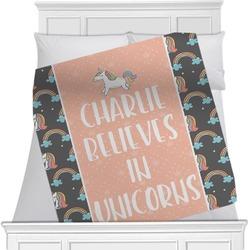 Unicorns Blanket (Personalized)