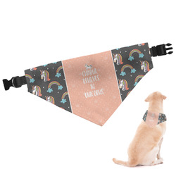 Unicorns Dog Bandana (Personalized)
