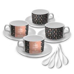 Unicorns Tea Cup - Set of 4 (Personalized)