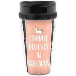 Unicorns Travel Mugs (Personalized)