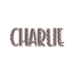 Unicorns Name/Text Decal - Custom Sized (Personalized)