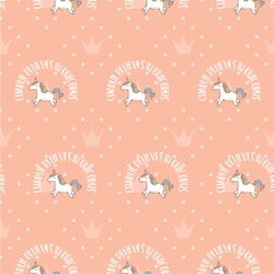 Unicorns Wallpaper & Surface Covering