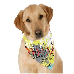 Softball Pet Bandanas (Personalized)