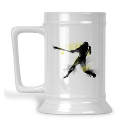 Softball Beer Stein (Personalized)