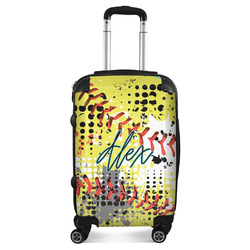 """Softball Suitcase - 20"""" Carry On (Personalized)"""