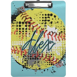 Softball Clipboard (Personalized)