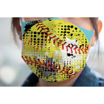 Softball Face Mask Cover (Personalized)