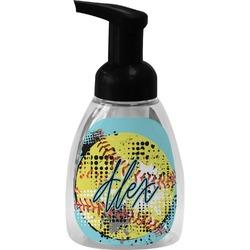 Softball Foam Soap Dispenser (Personalized)