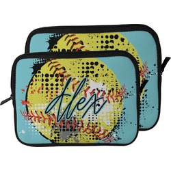 Softball Laptop Sleeve / Case (Personalized)